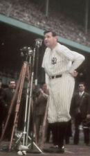 NEW YORK YANKEES CLASSIC THE GREAT BABE RUTH RETIREMENT SPEECH
