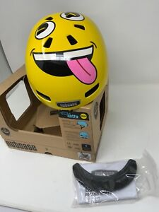 Nutcase Little Nutty MIPS Multi Sport Cycling Helmet Tongues Out New Size T