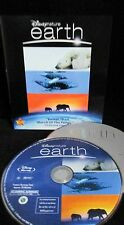 Disneynature - Earth, 2 Blu-ray Disc, NEW Educational, Disney, James Earl Jones