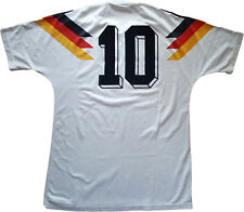maglia germania 1990 adidas vintage Home Jersey World Cup Mondiali Italia 90