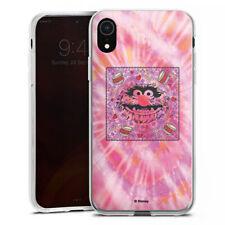 Apple iPhone Xr Silikon Hülle Case - Muppets Animal