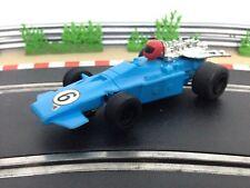 Scalextric coche vintage F1 Flecha Azul C023