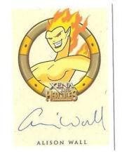 Xena Hercules Animated Auto Alison Wall Mnemosyne