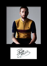 BRADLEY WIGGINS #2 Signed Photo Print A5 Mounted Photo Print - FREE DELIVERY