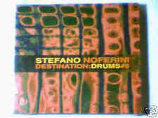 CD DESTINATION : DRUMS #6 STEFANO NOFERINI FREEZE JAIR