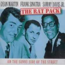 The Rat Pack - On The Sunny Side Of The Street - CD Martin, Sinatra, Davis Jr.