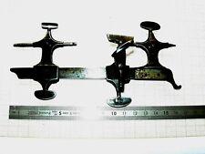 Outil horloger ancien tour horlogerie XVIII  XIX eme fer forgé Watchmakers  2
