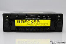 Becker Traffic Pro BE7823 High Speed CD Autoradio GPS Navigationssystem AUX-IN
