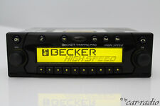 Becker Traffic Pro BE7823 High Speed Autoradio GPS Navigationssystem CD-Radio