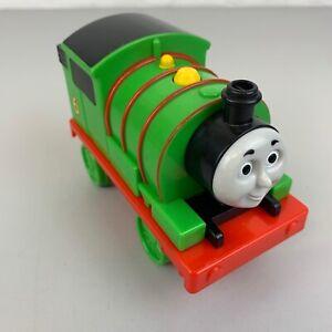 Thomas the Tank Engine 2011 PERCY Push Along Gullane Mattel with Sounds