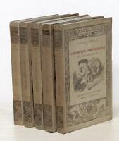 F. Rabelais - Gargantua e Pantagruele - 1^ ed. 1925 Formiggini - Disegni di Dorè