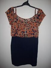 Polyester All Seasons Multi-Colored Dresses for Women