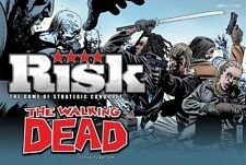 Risk The Walking Dead - Survival Edition Strategic Conquest Board Game