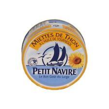 1331 - Miettes de thon à l huile de tournesol Petit Navire 160g