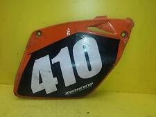 2002 KTM 125 MOTO X MX SX OFF SIDE RIGHT HAND FAIRING PANEL