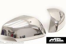 Carcasas retrovisores cromadas para Renault Megane 3,Laguna 3 y Fluence