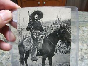 MEXICAN CAVALRYMAN,,PHOTO