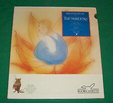 1989 THUMBELINA READ BY KELLY MCGILLIS RABBIT EAR BOOK CASSETTE VTG FANTASY FUN