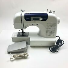 Brother Model CS-6000i 60 Stitch Portable Sewing Machine Parts Repair E6