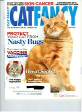 Cat Fancy Magazine ~ May 2013 ~ Manx,Cymric,Scottish Fold