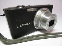 Panasonic Lumix DMC-FX33 8MP 3.6x Leica Elmarit Lens Premium Digital Camera