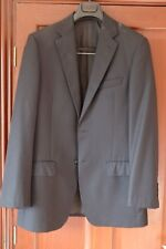 M&S Mens Autograph by Timothy Everest suit jacket, size 38L, Black, pure wool