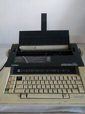 Brother Compactronic 310 Electric Typewriter