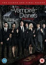 The Vampire Diaries: The Eighth And Final Season [2017] (DVD)