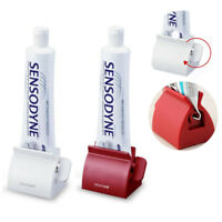 Toothpaste Squeezer Multifunctional Cream Tube Squeezing Dispenser Plastic Tool