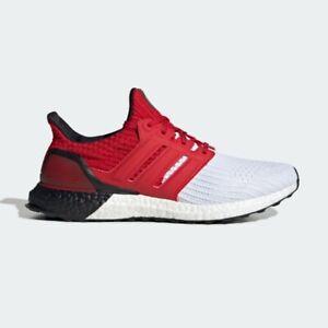 New Adidas UltraBoost 4.0 G28999 - Red/ White, Men's Running Shoes Sport Sneaker