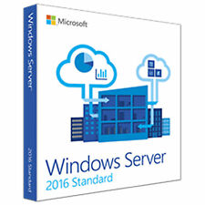 Microsoft Windows Server 2016 Standard Activation Key Schlüssel Vollversion