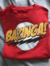 Official Bazinga T Shirt