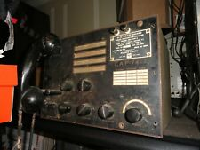 U.S. Coast Guard Trc-109 C Transmitter / Receiver