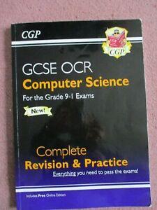 New GCSE Computer Science OCR Complete Revision & Practice - Grade 9-1