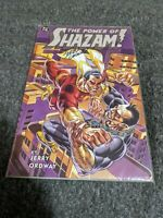 The Power of Shazam DC Comics Modern Age Signed by Jerry Ordway vfnm