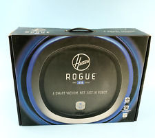 Hoover Rogue 970 BH70970 App-Controlled Self-Charging Robot Vacuum - Black NEW