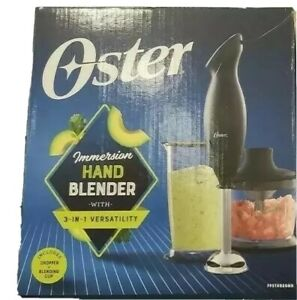 Oster Hand Blender With 3-in-1 Versatility