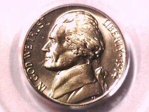1974 P Jefferson Nickel PCGS MS 64 FS 21191768