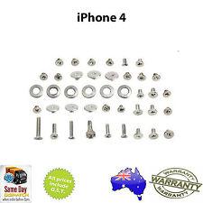 for iPhone 4  - FULL SCREW SET inc Bottom Pentalobe Screws - Fast Shipping