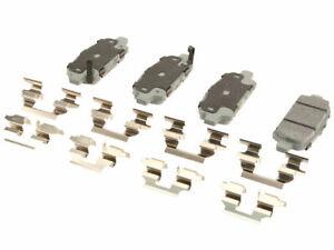 Rear AC Delco Brake Pad Set fits Nissan Rogue Select 2014-2015 73JHWZ