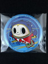 Persona 4 Arena Ultimax Fortune Can Badge Pin Megahouse Teddie Kuma