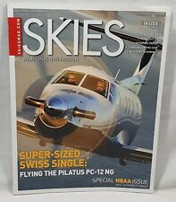 Skies Magazine Back Issue November December 2015 Super Sized Swiss Single