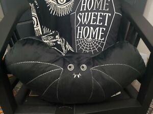 Tk maxx rare Bat cushion Halloween