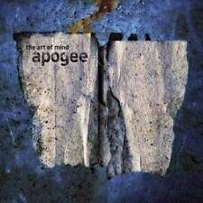 APOGEE - THE ART OF MIND  SEALED DIGIPAK  2015 VERSUS X PROJECT PROG