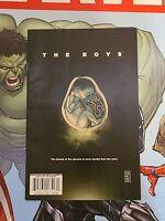 The Boys Comic #38
