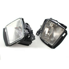 For 2013 2014 2015 2016 2017 2018 Dodge RAM 1500 Clear Bumper Fog Light Lamp L+R