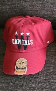 Washington Capitals 2015 Winter Classic '47 Brand Hat