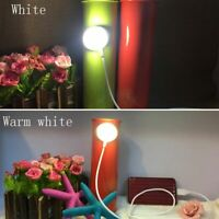 Home Multifunctional USB Powered LED Magnet Night Light Wall Ceiling Lamp