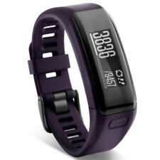 Garmin Vivosmart HR Fitness Activity Tracker with Integrated HRM – Purple (A)