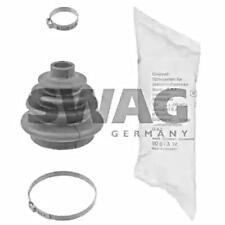 SWAG Drive Shaft Bellow Set Front Axle Fits FIAT Uno LANCIA Y10 SEAT 7682886